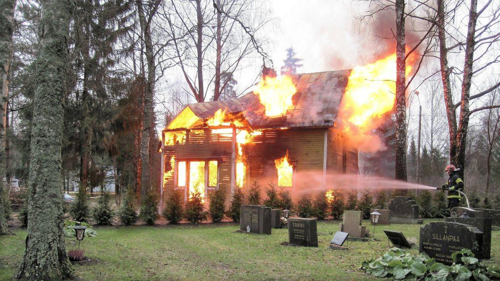 Comment prévenir l'incendie d'une maison